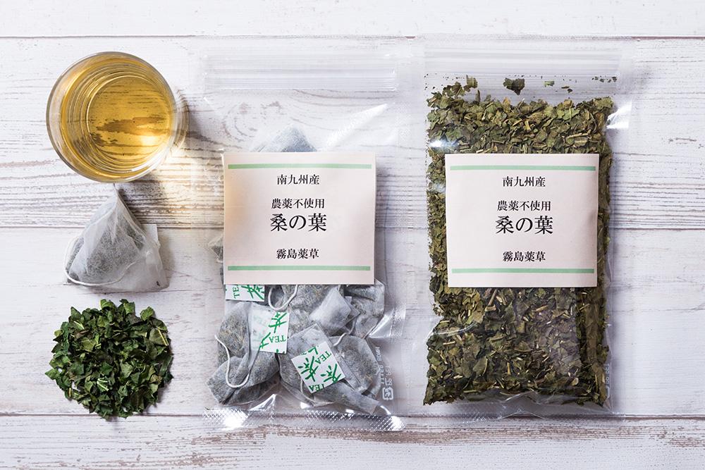 桑の葉30g 南九州産 農薬不使用 【サイズB】